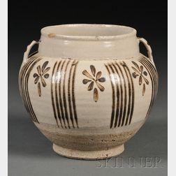Rare Cizhou Jar