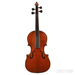 French One-half Size Violin, Jerome Thibouville-Lamy