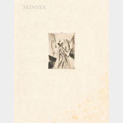 Edwin Scharff (German, 1887-1955)      Reiter (Rider)