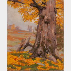 Victor Coleman Anderson (American, 1882-1937)    Old Chestnut