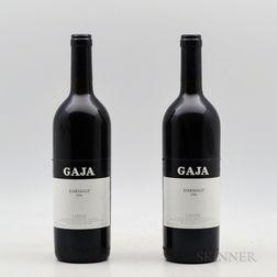 Gaja Darmagi 1996, 2 bottles