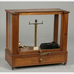 Quantitative Analytical Balance and a Ship's Stadimeter