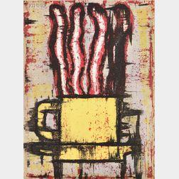 Aaron Fink (American, b. 1955)      Cup