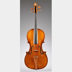 Italian Viola, Florentine School, Ascribed to Giovanni Battista Gabrielli, c. 1750