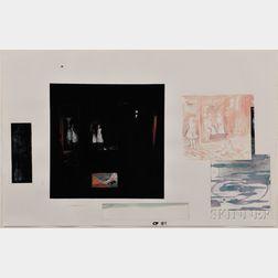 Carl Palazzolo (American, b. 1945)      Untitled