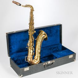 Tenor Saxophone, C.G. Conn 10M, 1946