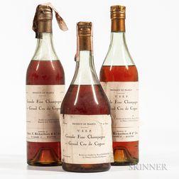 Mixed Cognac, 3 4/5 quart bottles