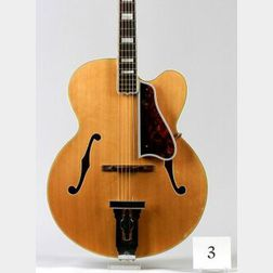American Archtop Guitar, Gibson Incorporated, Kalamazoo, 1954, Model L-5CN R