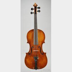 Modern Italian Violin, Giuseppe Castagnino, Chiavari, 1913