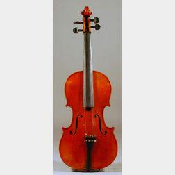 Modern German Viola, Gustav Ficker Workshop for William Lewis & Son, c. 1960