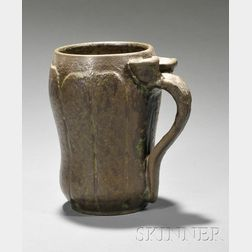 W.J. Walley Pottery Earthenware Mug