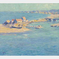 Francis Orville Libby (American, 1883-1961)      Gaspésie