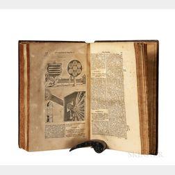 Kircher, Athanasius (1602-1680) Ars Magna Lucis et Umbrae, in X. Libros Digesta.