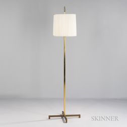 T.H. Robsjohn Gibbings for Hansen Floor Lamp