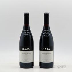 Gaja Sori San Lorenzo 2001, 2 bottles