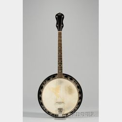 American Tenor Banjo, Gibson Incorporated, Kalamazoo, c. 1926, Model TB-1