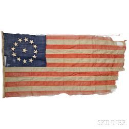 Cowpens-style Flag