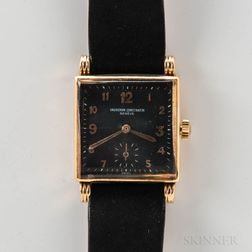 Vacheron & Constantin 18kt Gold Manual-wind Wristwatch