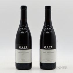 Gaja Sori San Lorenzo 2000, 2 bottles