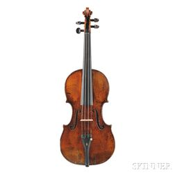 French Violin, Inspired and Modeled After J.B. Vuillaume