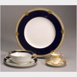 Group of Approximately Forty-four Pieces of Table China