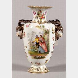 Vienna Porcelain Vase