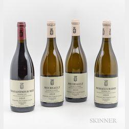 Comtes Lafon, 4 bottles