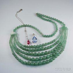 Three Pieces of Jewelry