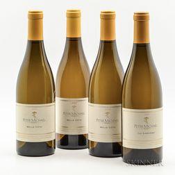 Peter Michael Belle Cote, 4 bottles