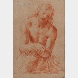 Francesco Albani (Italian, 1578-1660)      Ecce Homo