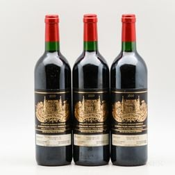 Chateau Palmer 2000, 3 bottles