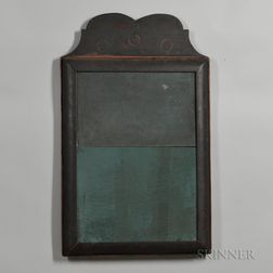 Paint-decorated Looking Glass