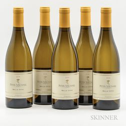 Peter Michael Belle Cote 2014, 5 bottles