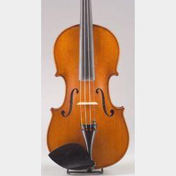 French Violin, G. Fournier