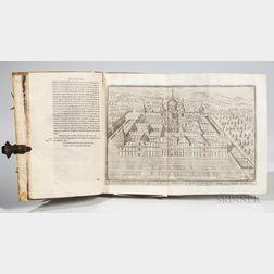 Los Santos, Francisco de (d. 1699) Descripcion del Real Monasterio de San Lorenzo de el Escorial, Unica Maravilla del Mundo.