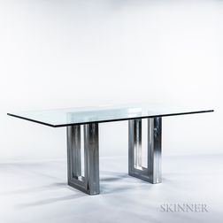 Paul Evans-style Dining Table