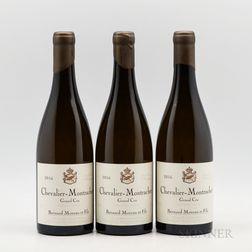 Bernard Moreau Chevalier Montrachet 2016, 3 bottles (oc)