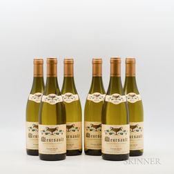 Coche-Dury Meursault 2015, 6 bottles (oc)