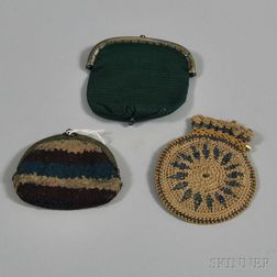 Three Coin Purses