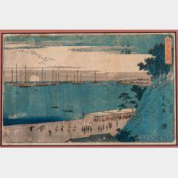 Utagawa Shigemaru (fl. 1848-1853), Woodblock Print