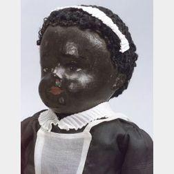 Black Cloth Martha Chase Doll