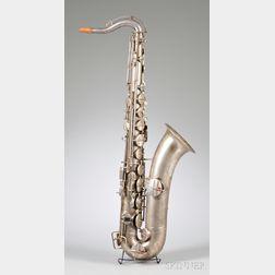American Tenor Saxophone, Buescher, Elkhart, 1921