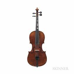 German Three-quarter Size Violin
