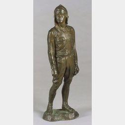 Anna Coleman Ladd (American, 1878-1939)  Charles Lindberg