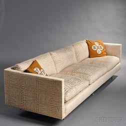 Ben Thompson for Design Research Three-seat Sofa