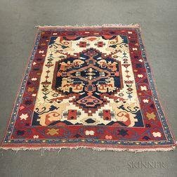 Heriz-style Carpet