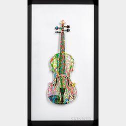 E.M. Zax (American, 20th/21st Century)      Violin