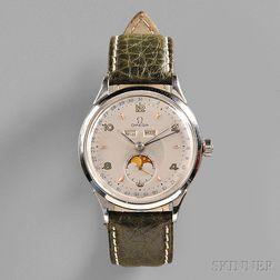 Omega Cosmic  Triple Calendar Watch