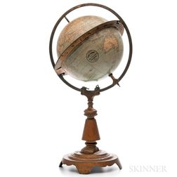 Unusual Juvet & Co. Relative Time Globe