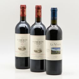 Tenuta dellOrnellaia, 3 bottles